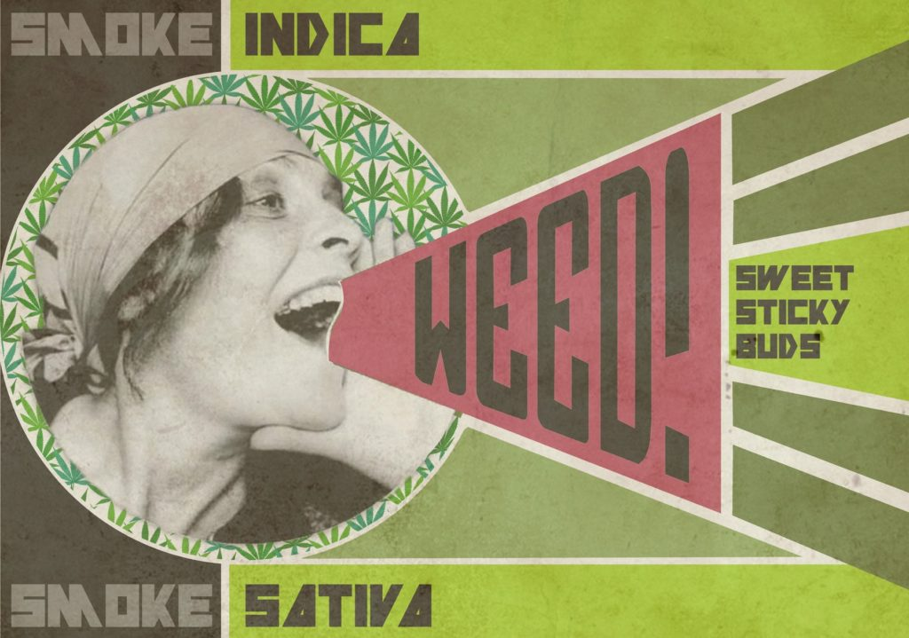 Rodchenko Weed Illustration